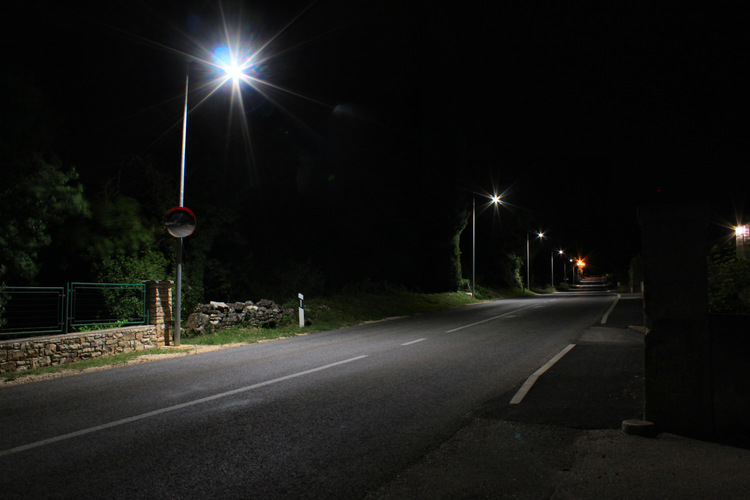 Awaken LED Lighting - Lumi2 Solar Powered Street & Roadway Light