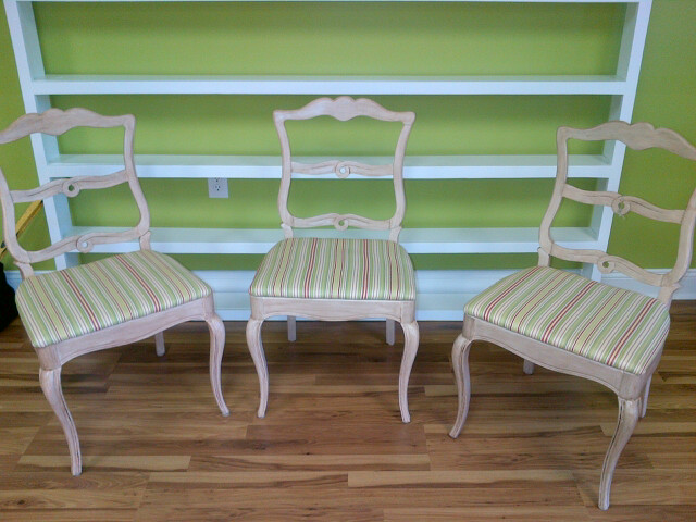 French Country Chairs