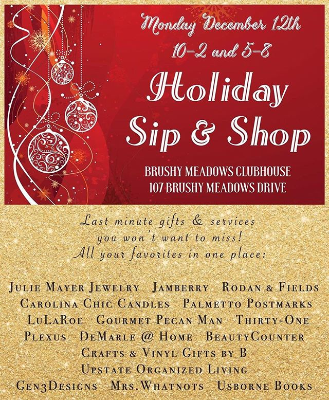 Another chance to SIP & SHOP the Julie Mayer Collection coming up this Monday! Come finish off your Christmas list and check out our new arrivals! Can't wait to see you all there! #holidays #jewelry #accessories #ponchos