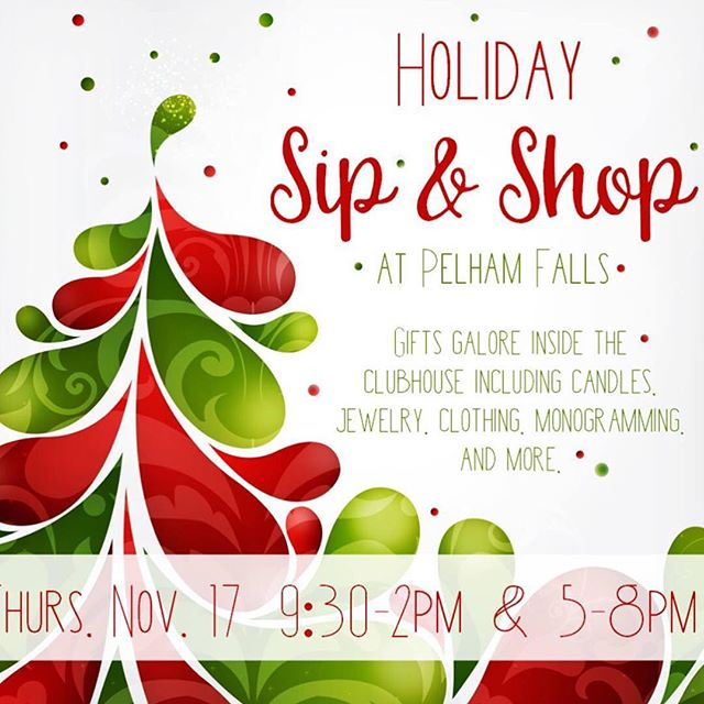 Come join us and check out the Julie Mayer Collecfion tomorrow! :) Great deals just in time for the holidays! :)