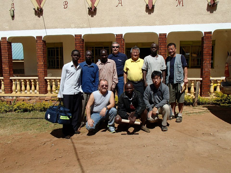 Meeting with government, healthcare, and business people to discuss potential building of a clinic in a remote area of NE Uganda.jpg