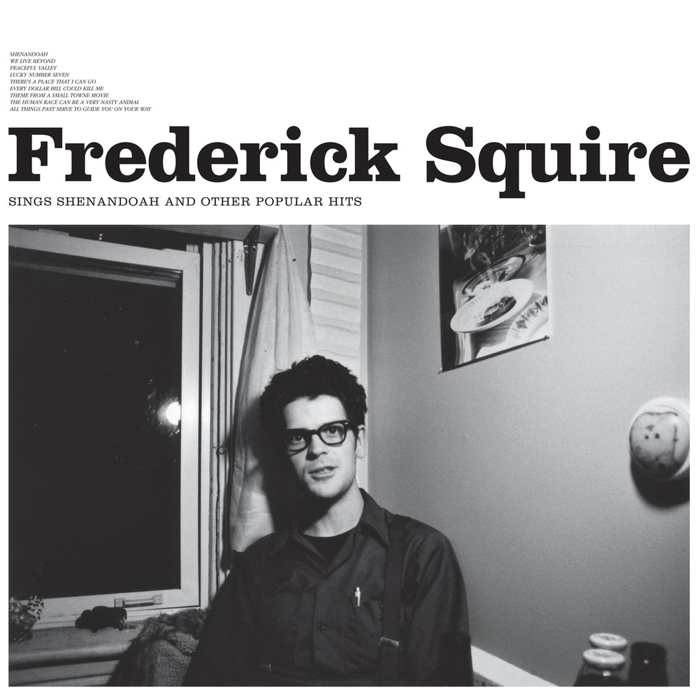 Frederick Squire Sings Shenandoah
