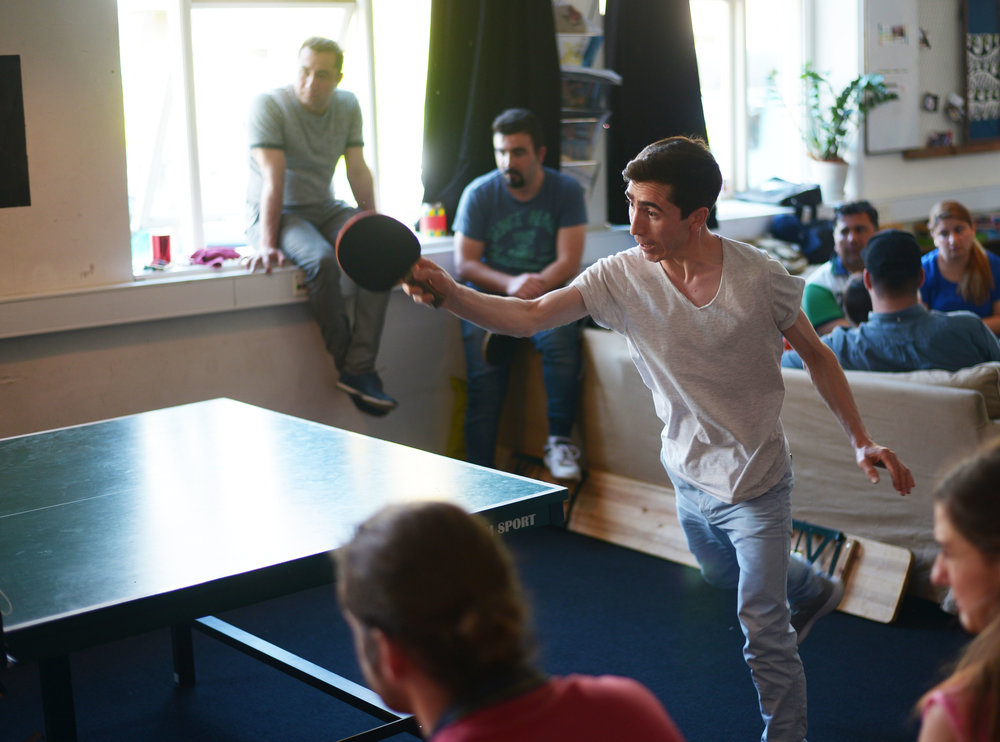 Ping Pong by Anna Emy