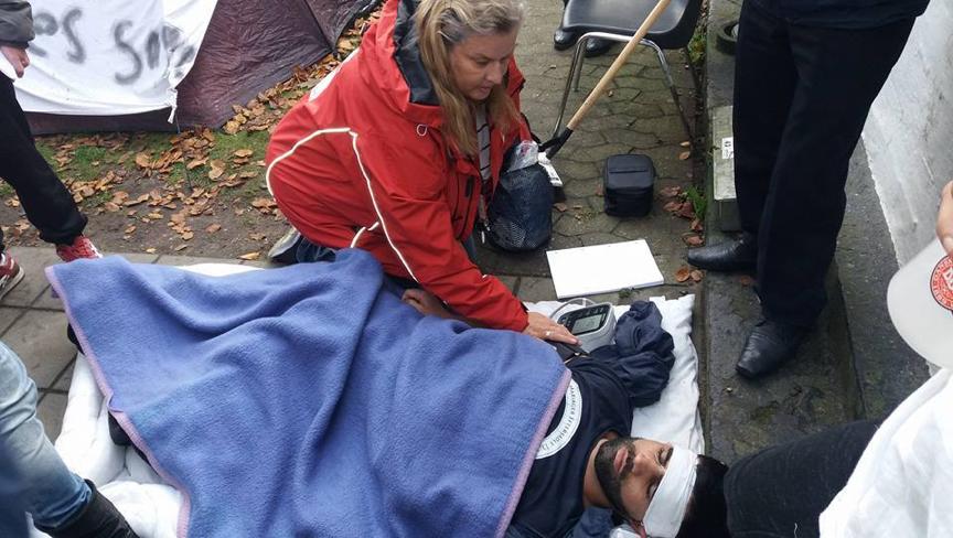 Kærshovedgaard-sultestrejke