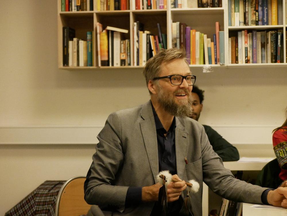 Director Morten Goll by Kajsa Böttcher Messell