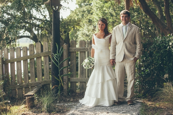 Morgan & Austin's Lowcountry Wedding