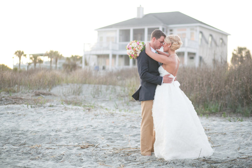 Becca & Jay's Folly Beach Wedding