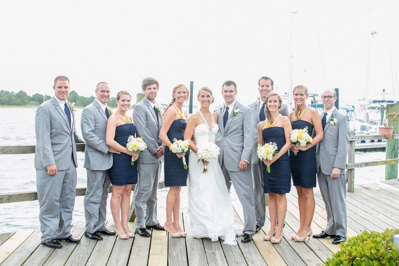 Sue & Brian's Nautical Wedding