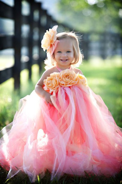 Flower Girls for Wedding