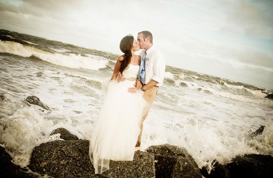 charleston weddings, morris island weddings, morris island lighthouse, south carolina weddings