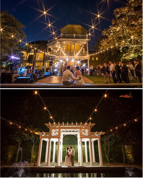 Niccole john william aiken house wedding a for Aiken house