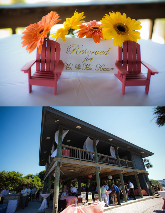 charleston wedding venue, pelican watch shelter shot by richard bell photography