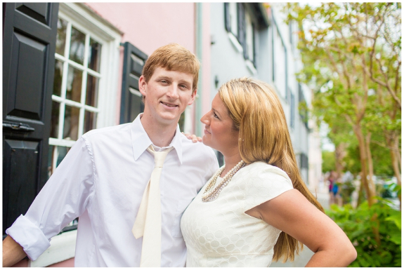charleston weddings, rainbow row, dana cubbage