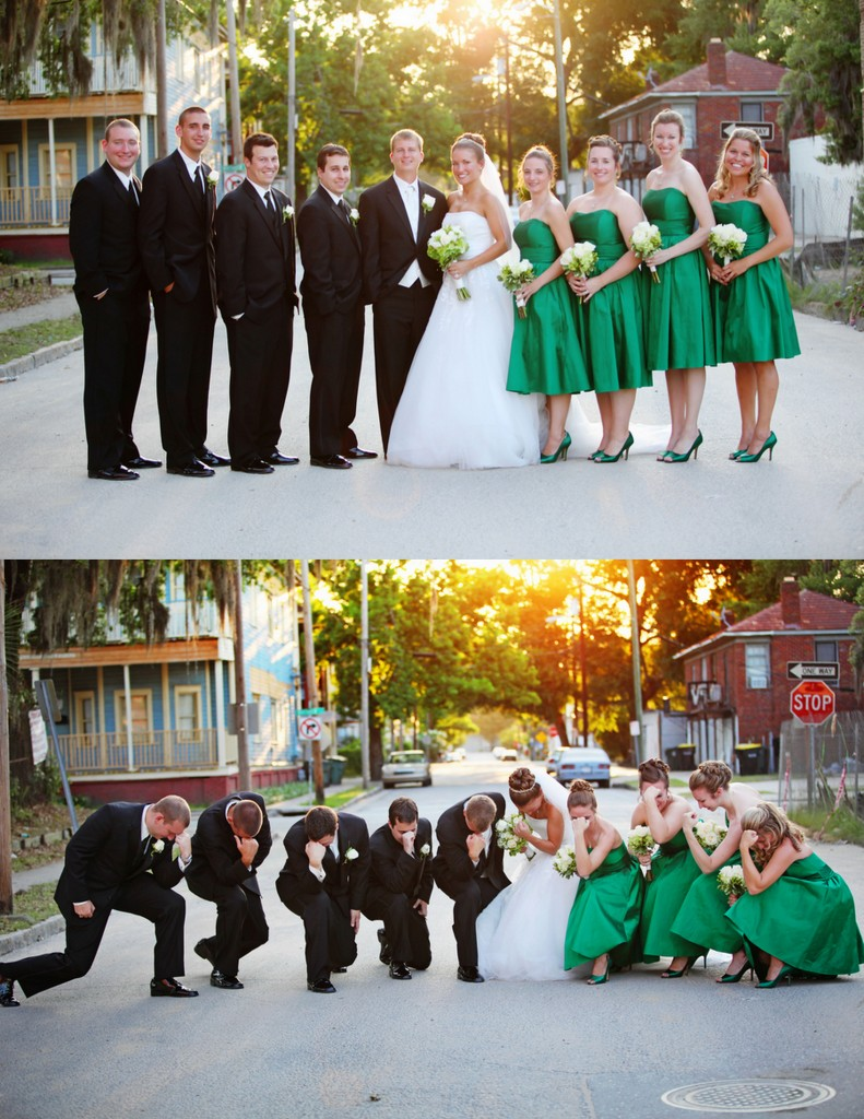 tebowing, savannah weddings, charleston weddings