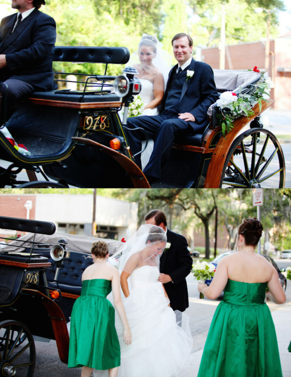myrtle beach weddings, myrtle beach wedding vendors, horse and carriage ride