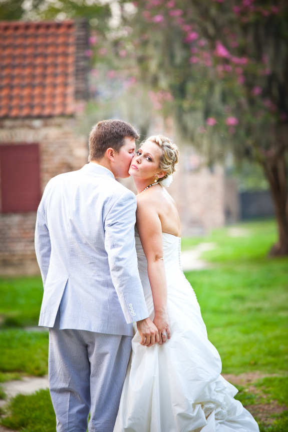 charleston wedding portraits at boone hall plantation