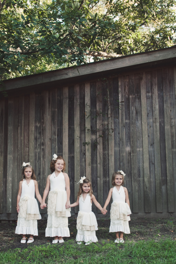 hilton head weddings, hilton head wedding blogs, flower girls