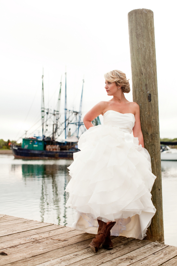 wedding in charleston