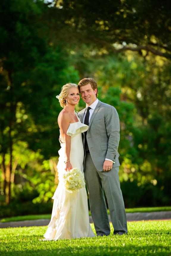 southern wedding at the sanctuary at kiawah island