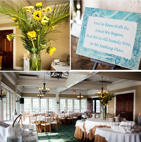 charleston weddings, dunes west golf club