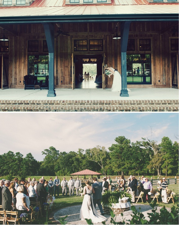 lowcountry weddings, charleston wedding venues, pavilion at pepper plantation
