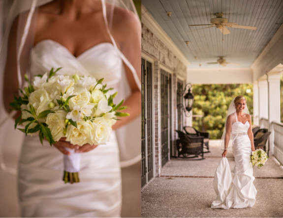 charleston wedding vendor, ashley nicole events, describes the benefits of hiring a charleston wedding planner