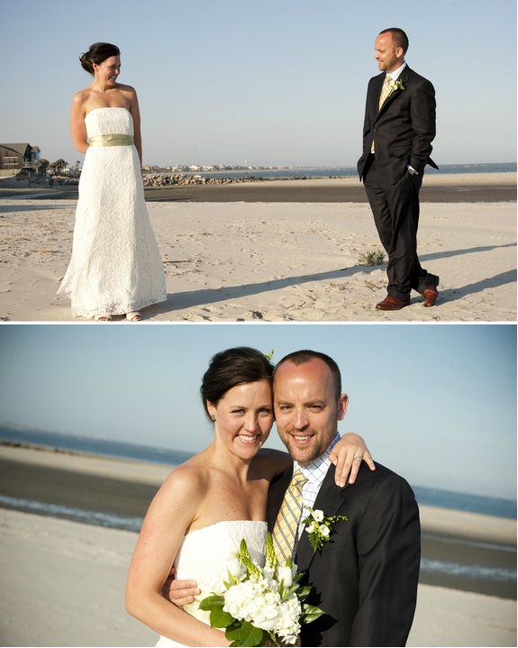 myrtle beach weddings, sullivans island weddings