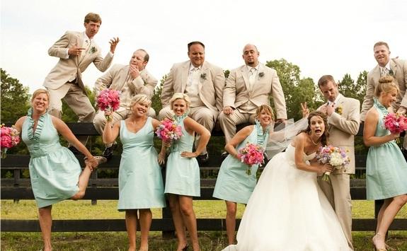 charleston weddings, pepper plantation, lulakate bridesmaids dresses in blue