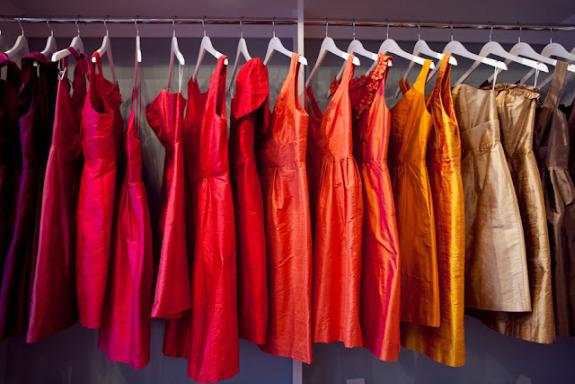 charleston weddings, tips to choosing the perfect bridesmaids dresses from charleston wedding dress designer lulakate
