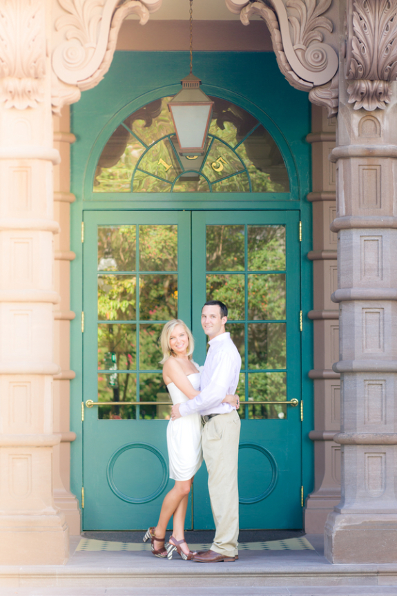 charleston wedding engagement in downtown from carolina studios by gillian reinhardt