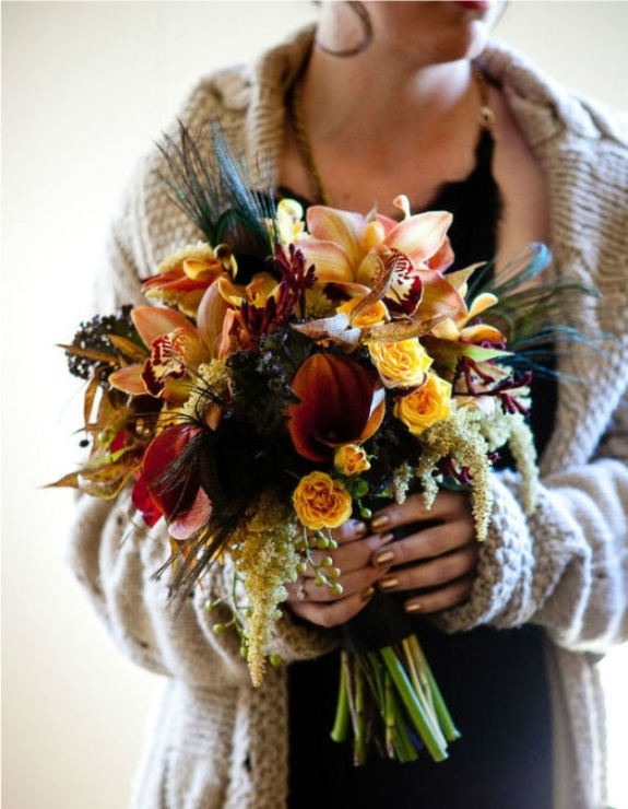 myrtle-beach-wedding-fall-bouquets-4