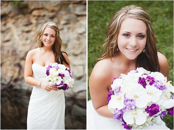chelsey's southern wedding bridal from amore vita photography on a charleston wedding blog