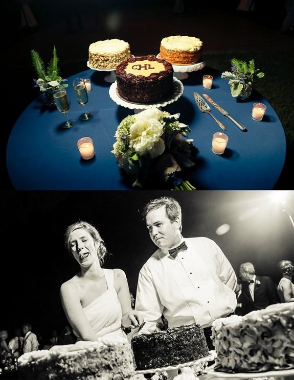 charleton wedding cakes
