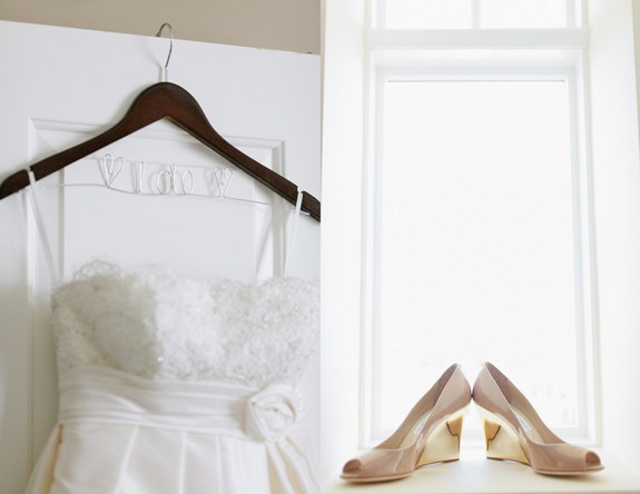 wedding dress hangers