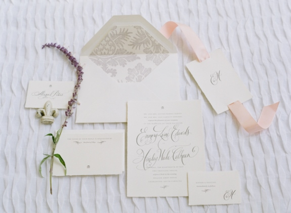 Charleston Sc Wedding Invitations: Charleston Wedding Inspiration {Easton Events}