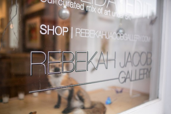 charleston wedding show at rebekah jacoby gallery