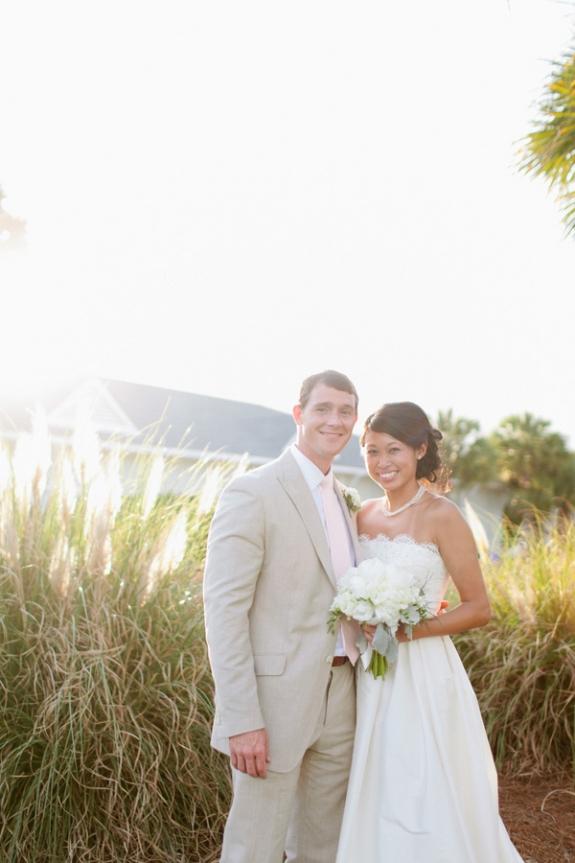 charleston wedding photography at wild dunes resort via morgan trinker photography