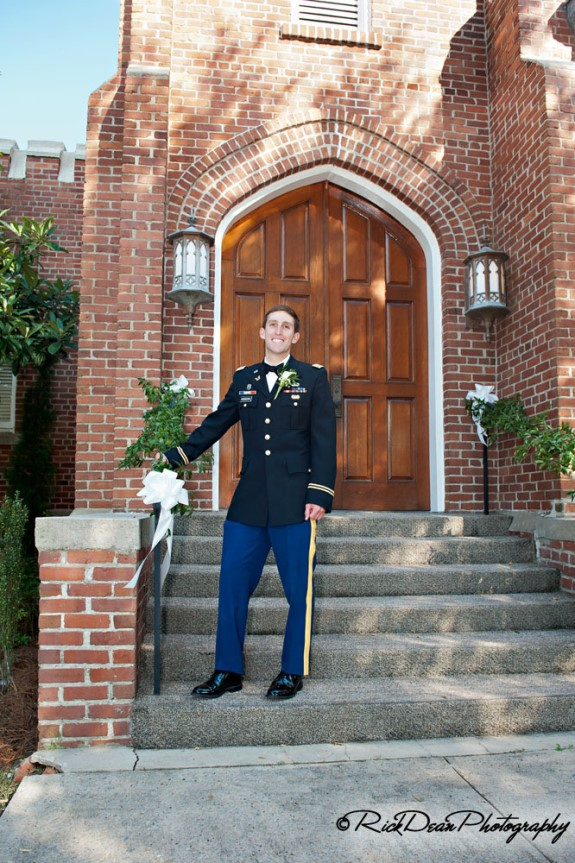 southern-military-wedding