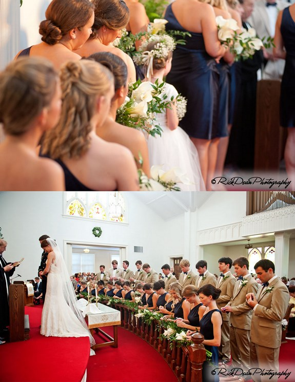southern-wedding-ceremony