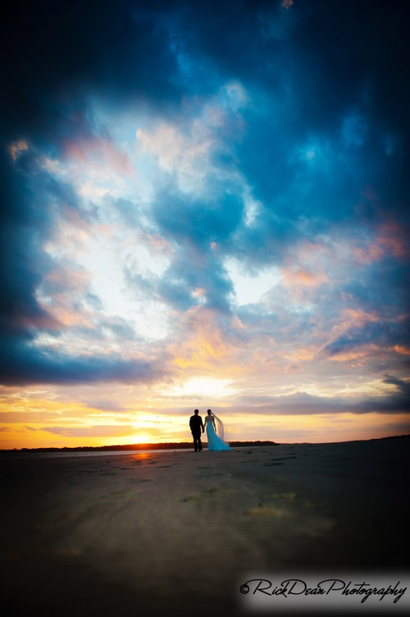 charleston beach weddings