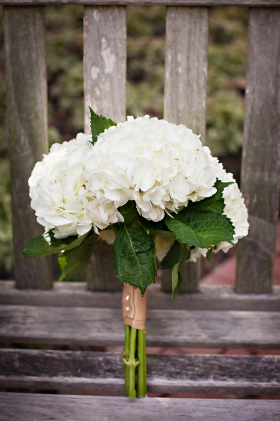 hydrangea wedding bouquets