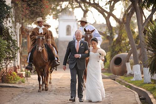 lima peru wedding - myrtle beach destination wedding