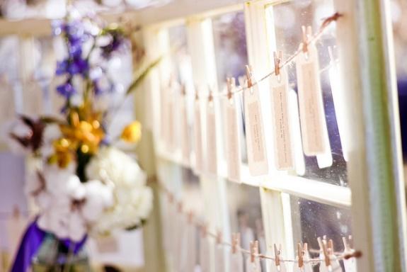 cotton wedding details