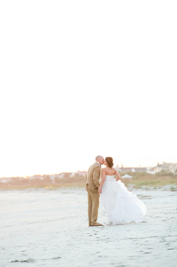 citadel beach house weddings in charleston, sc