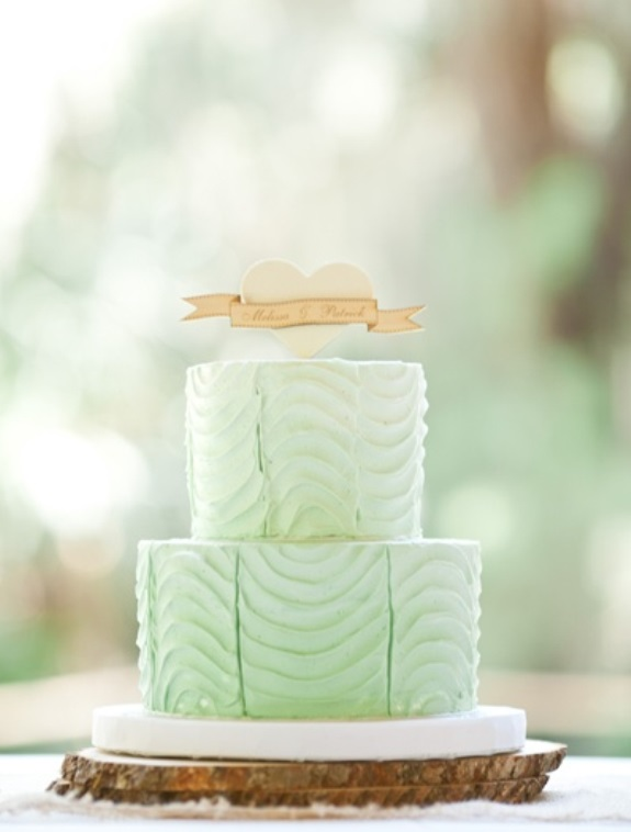 coastal wedding cakes