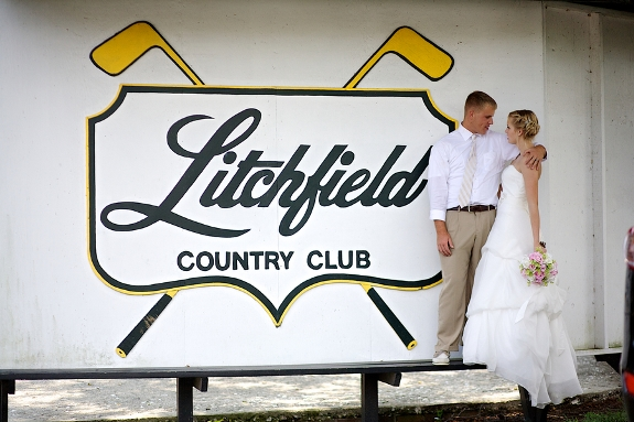 litchfield country club weddings