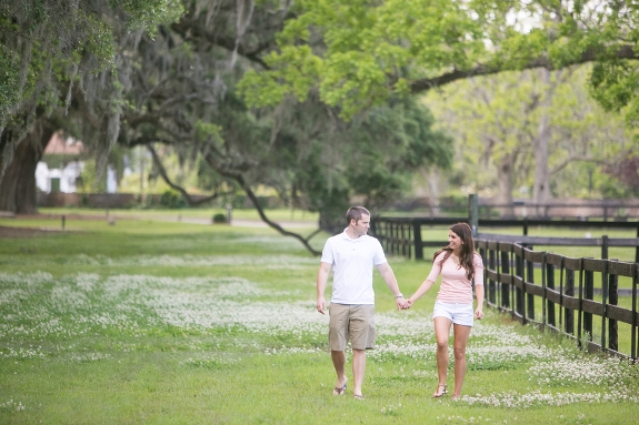 boone hall plantation wedding engagement