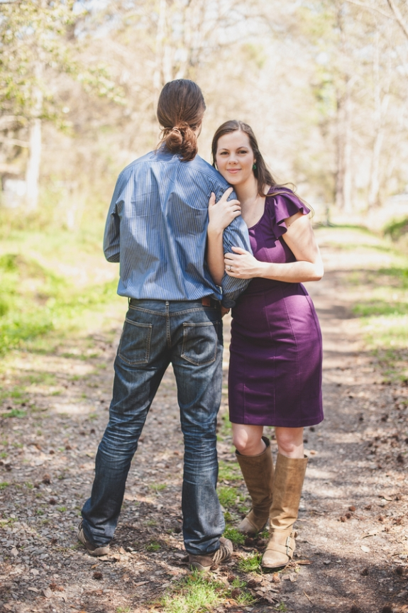 charleston wedding engagement via smm photography