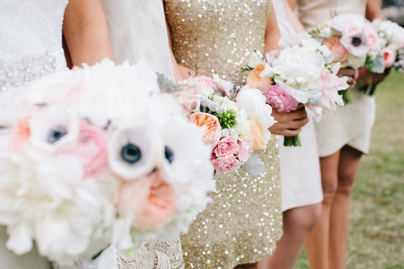 charleston weddings featuring violet floral design