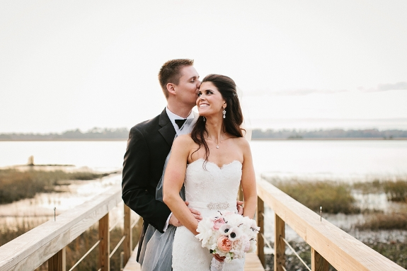 coastal wedding at lowndes grove